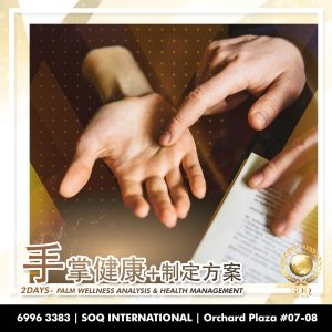 Wellness palmistry course