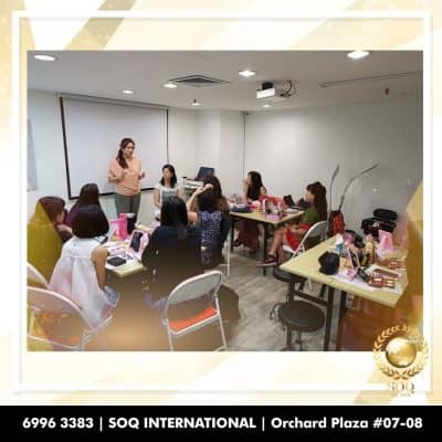 Beauty Courses Singapore
